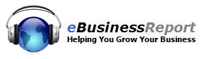 logo ebusiness report flat
